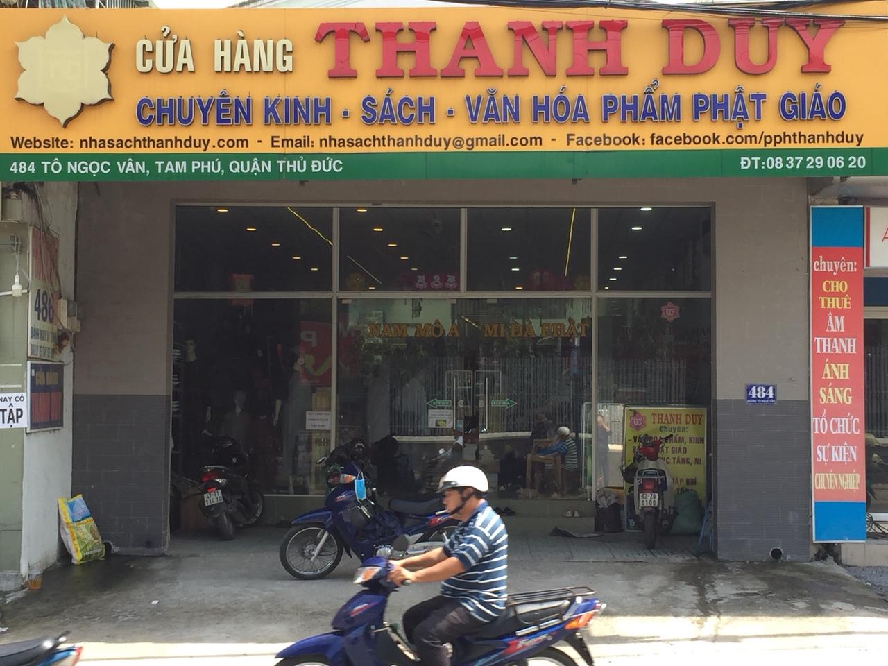 Cửa Hàng Phật Giáo Thanh Duy