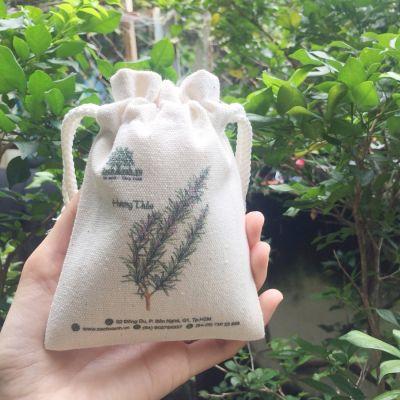 May mắn với túi hương thảo